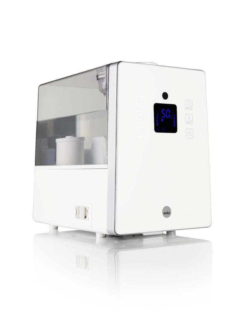 Mist hybrid ultrasonisk luftfukter HU-7W